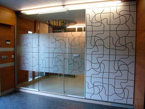 Lyne decoraci n - Decoracion en cristal interiores ...